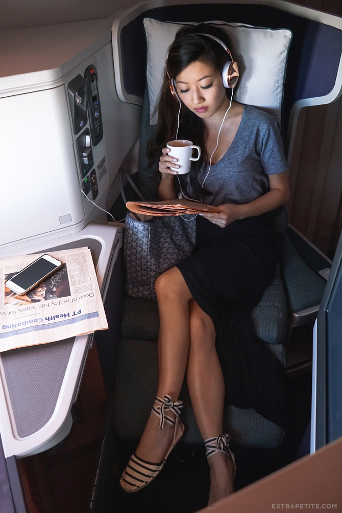 cathay pacific business class seats hong kong boston flight