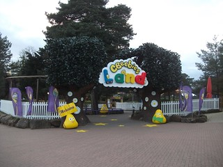 CBeebies Land - Entrance