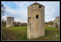 Le château-fort de Villaines-en-Duesmois