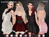 Eve Dress & Boa