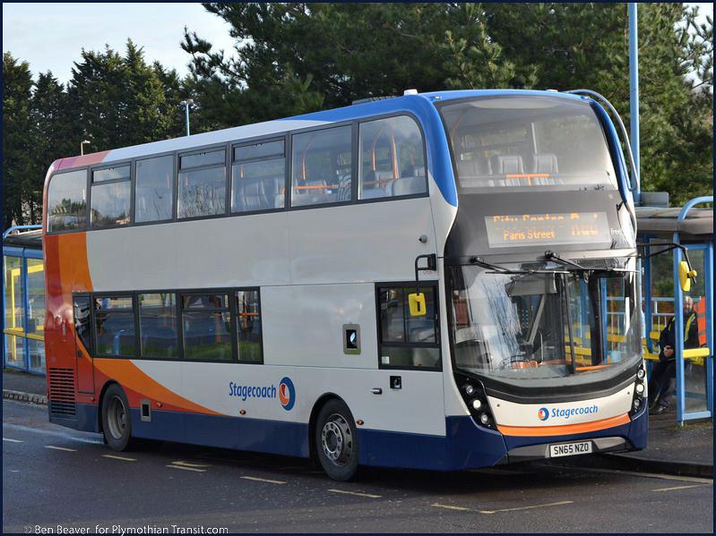 Stagecoach 10456 SN65NZO