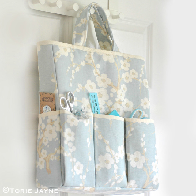 Craft Storage Bag Sewing Tutorial