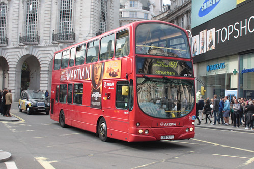 Arriva London South DW119 319CLT
