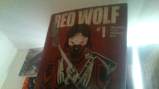 Red Wolf #DS106