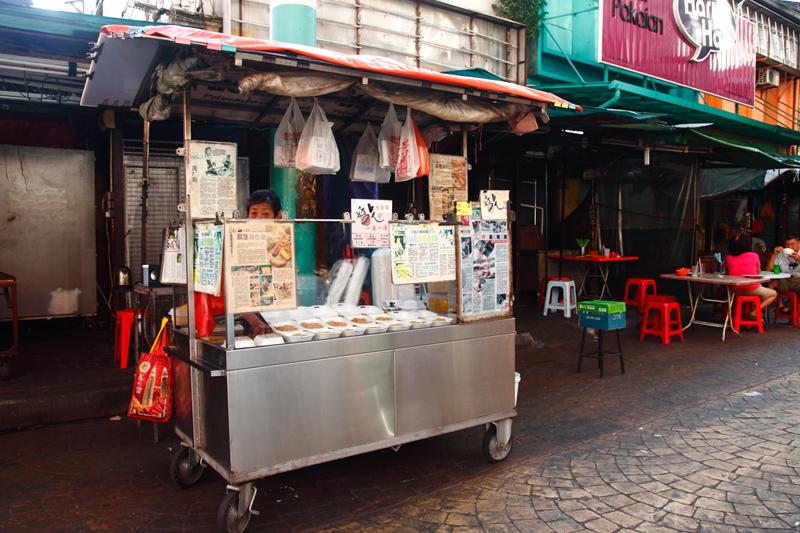 Muah Chee Queen Petaling Street KL