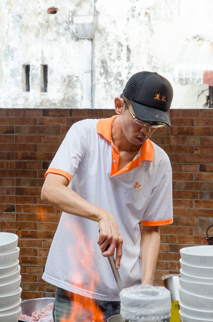 Hon Kei Food Corner's chef