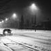 Snowy night by Howard Yang Photography