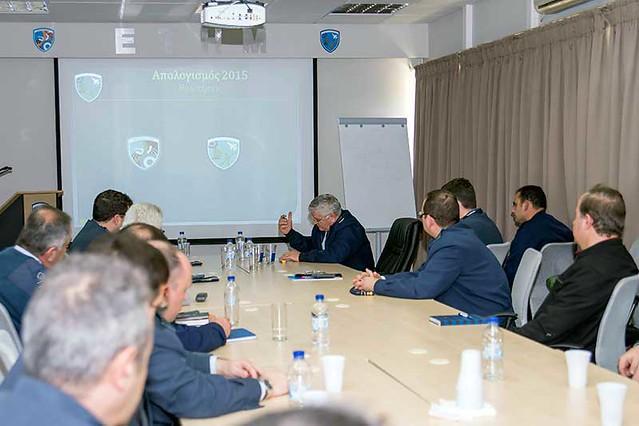 Επίσκεψη Διοικητή ΔΑΥ στο ΕΤΗΜ