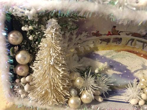 Diorama ornament