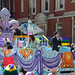 Winged Captain of the Krewe of Iris by Monceau