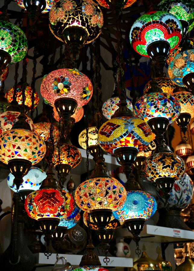 Istanbul Lanterns