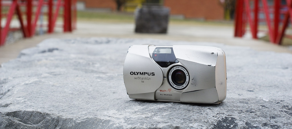 CCR - Review 30 - Olympus Stylus Epic DLX