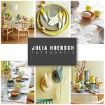 Yellow & Teal Easter from Julia Hoersch