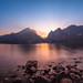 Jenny Lake Sunset at Grand Teton NP, by Mike Ver Sprill - Milky Way Mike