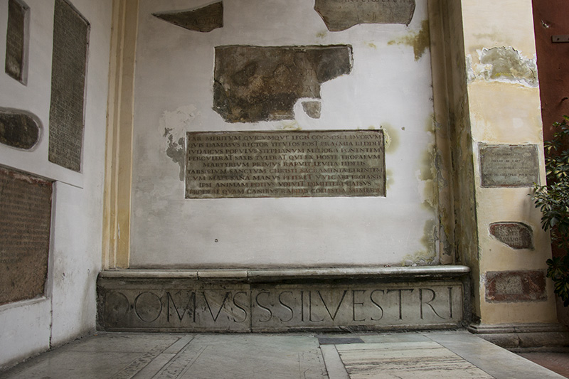 Rome San Silvestro