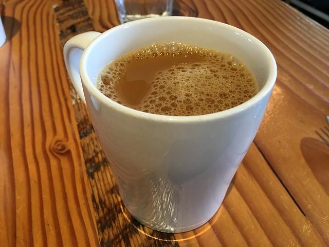 Coffee - The Parish Cafe