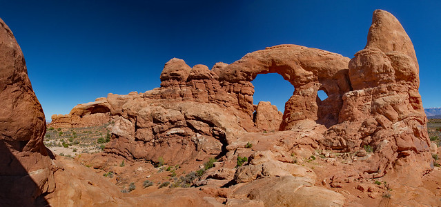 Windows Loop Trail: Arches National Park