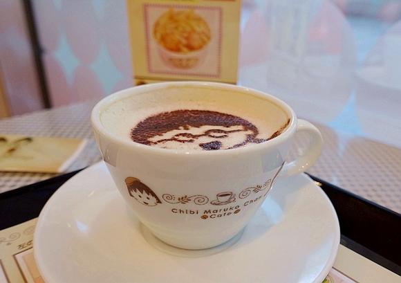 東京熱門景點台場小丸子咖啡店19