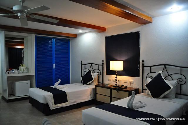 Santorini Villa Room Estancia Resort Hotel