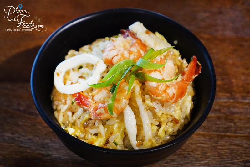 brolly seafood fried rice