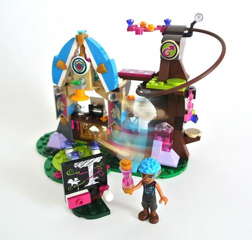 Review: 41173 Elvendale School of Dragons   Brickset: LEGO set guide ...