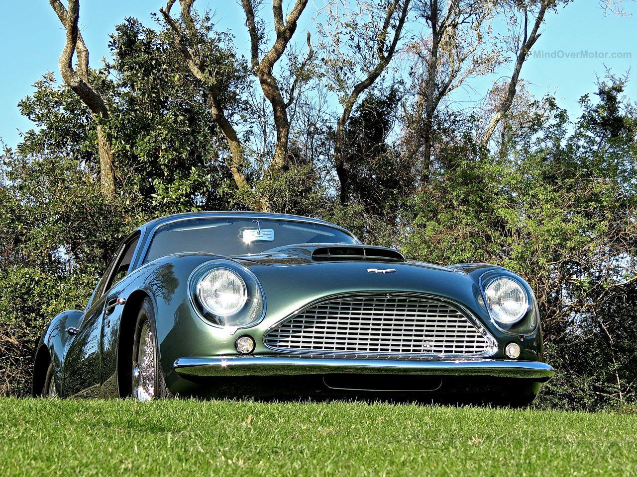 Aston Martin DB4 GT Zagato Amelia Island 2