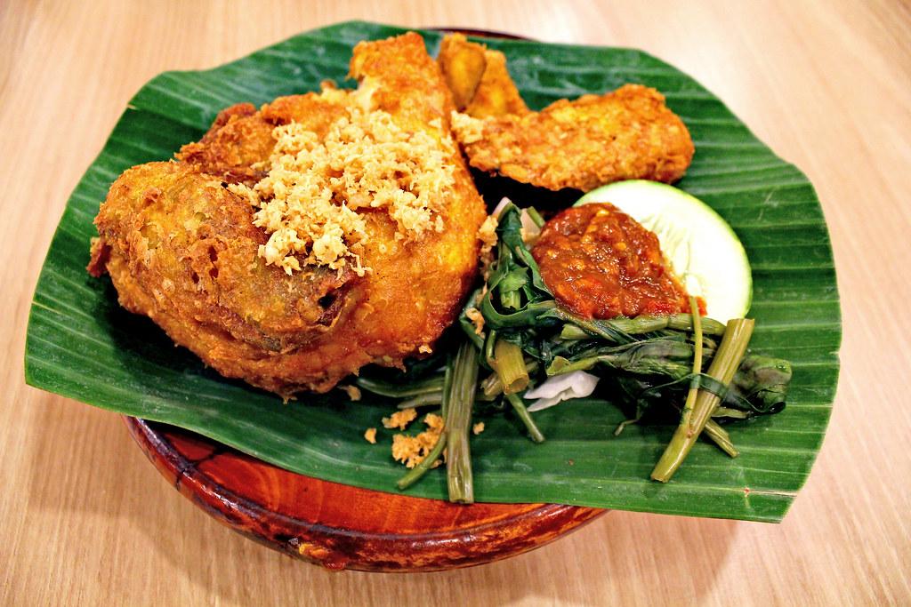 Orchard RoadL Ayam Penyet Ria