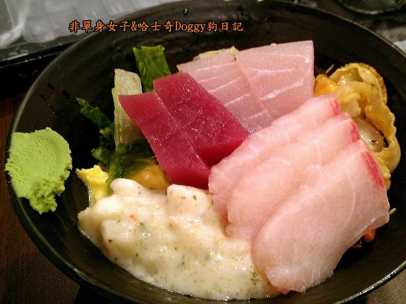 毅壽司平價日式料理築地生魚片蓋飯鮮魚金泰日本料理15