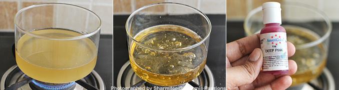 How to make Rose Milk Recipe - Step2