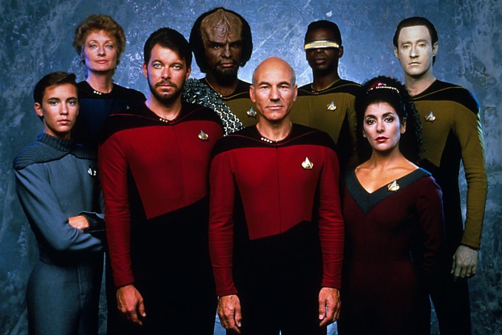 MAC x Star Trek Collection for September 2016