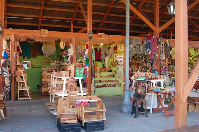 Artesanía, Villarica, Chile