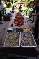 Back Page Boil: Volume 1 The first installment of Adam's and my crawfish boil series was yesterday, and it was a great success! Stay tuned for announcements of more crawfish events this summer.