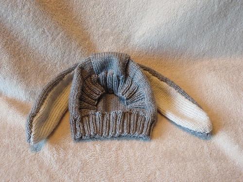 N bunny hat