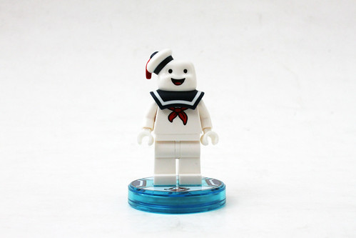 LEGO Dimensions Ghostbusters Stay Puft Fun Pack (71233)
