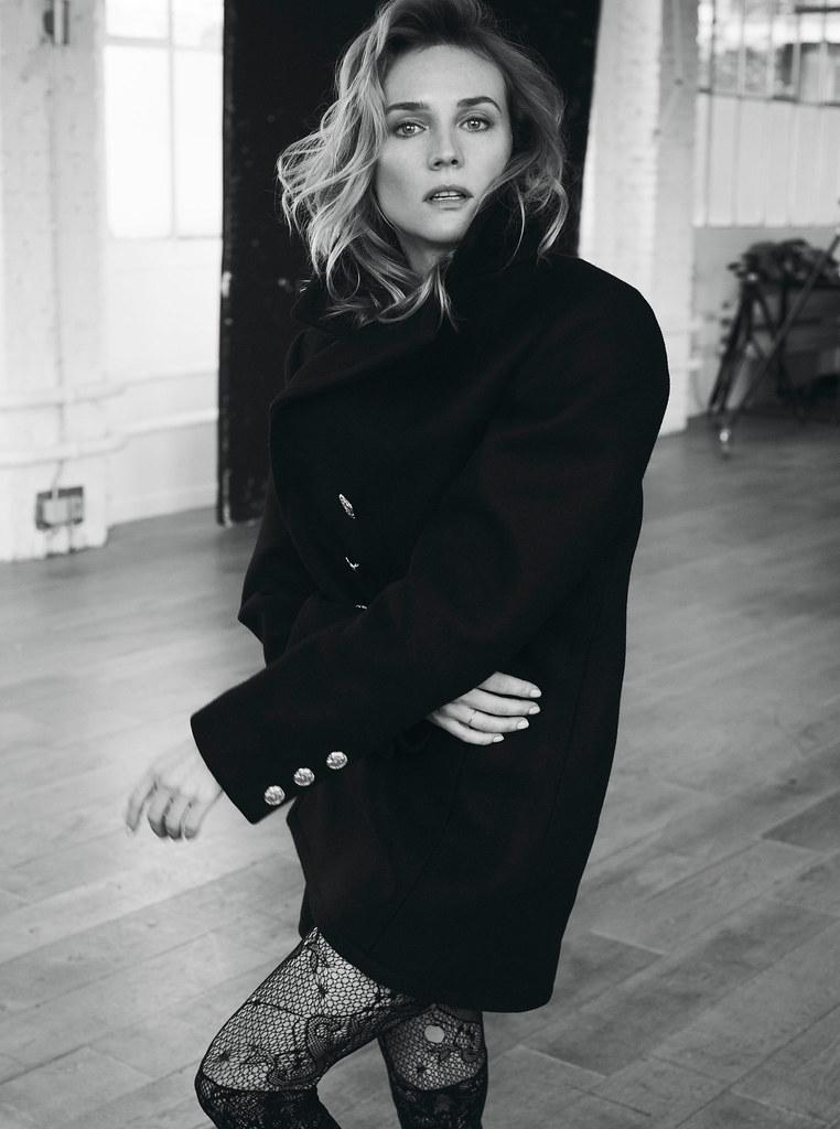 Диана Крюгер — Фотосессия для «L'Express Styles» 2016 – 2
