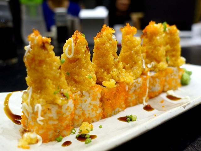 Oedo Japanese Restaurant-Oedo Maki P300