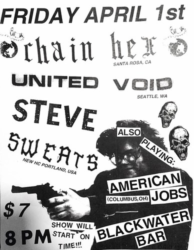 4/1/16 ChainHex/UnitedVoid/Steve/Sweats
