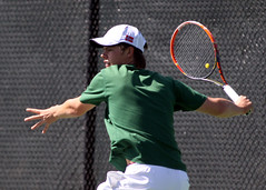 Varsity Boys Tennis vs Taft 04-16-16
