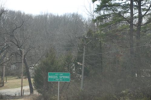 Reeds Spring Missouri, Stone County MO
