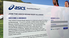 ASICS Sound Body Alliance