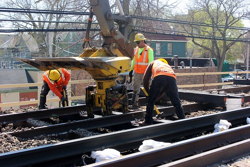 Green Line West Track Renewal