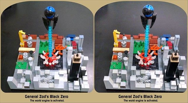 Black Zero microscale