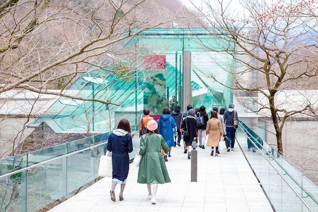 Modern Beauty Pola Museum
