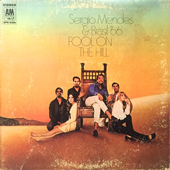 SERGIO MENDES & BRASIL '66:FOOL ON THE HILL(JACKET A)
