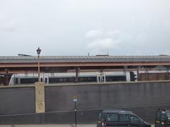 From the no 50 bus - Birmingham Moor Street Station - Chiltern Railways Class 168