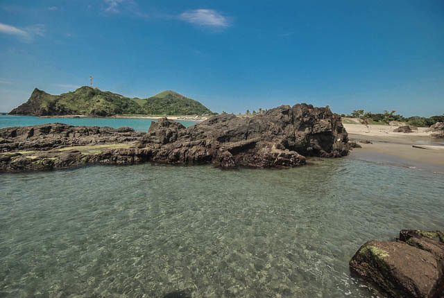 sentinela beach