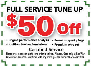6- Eng. Full Service Tune Up - Rite Way Spring AD6