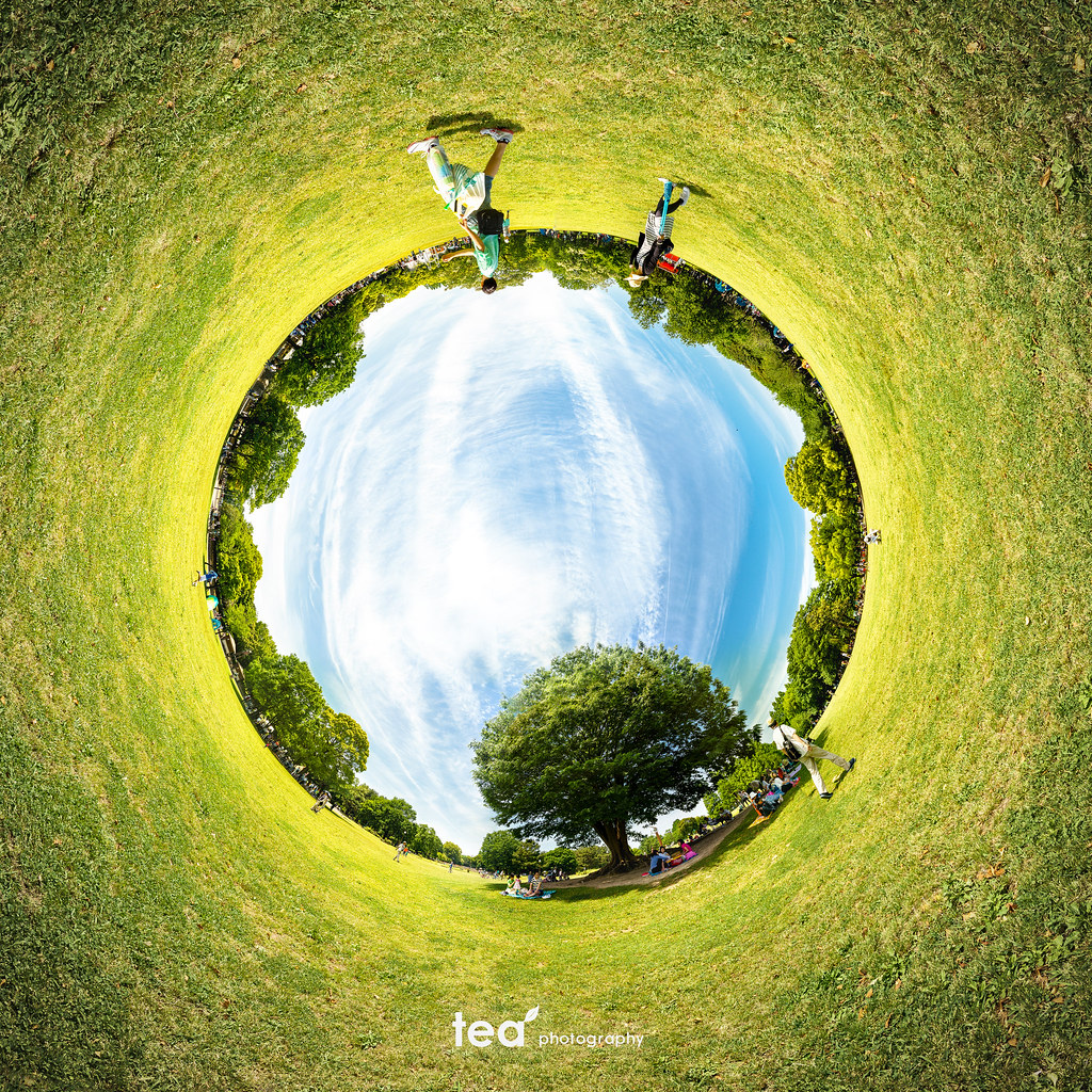 Picnic world (reDevelop) | α7 + SIGMA 15mm F2.8 EX DG DIAGONAL FISHEYE 360VR