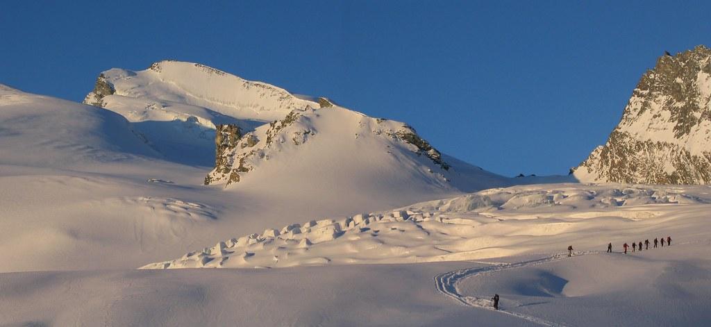 Britannia Hütte Walliser Alpen / Alpes valaisannes Switzerland photo 12