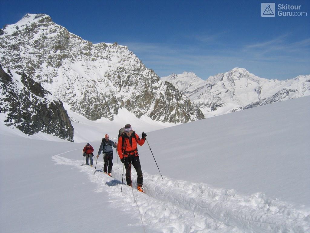 Strahlhorn Walliser Alpen / Alpes valaisannes Schweiz foto 08